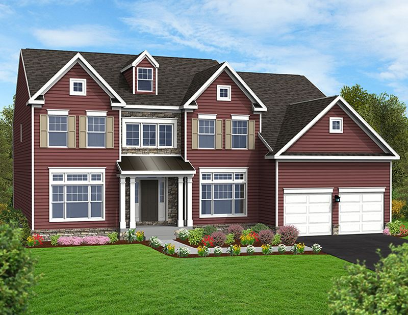 Single Family for Sale at Meadows At Southfield - The Arbor 231 Hazel Court Lebanon, Pennsylvania 17042 United States