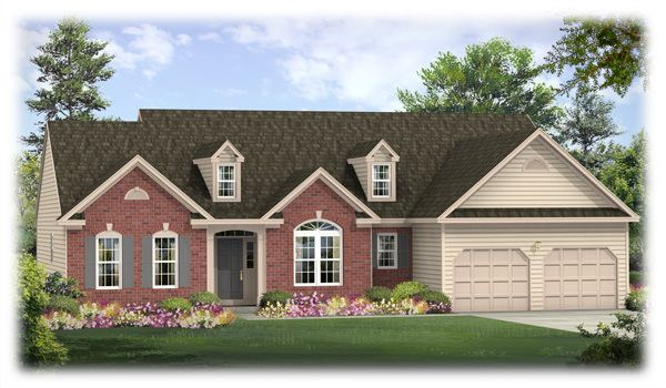 Single Family for Sale at Blairs Pond Estates - The Amsterdam Gardenia Boulevard Greenwood, Delaware 19950 United States