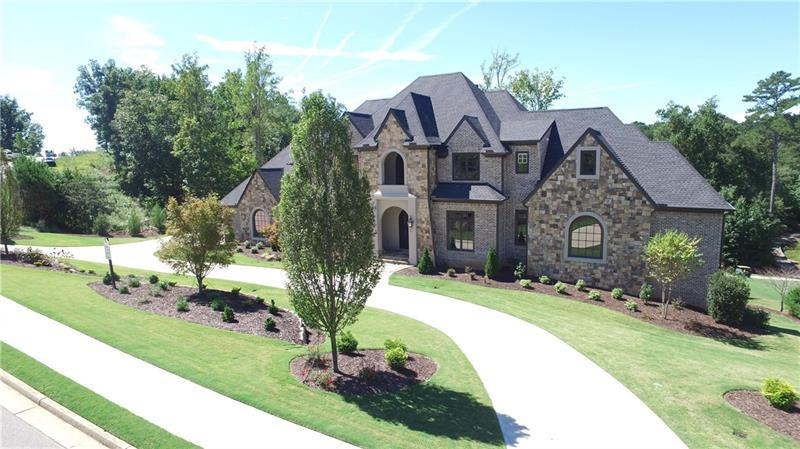 Single Family for Active at The Manor Golf And Country Club - The Belford 15967 Manor Club Drive Milton, Georgia 30004 United States