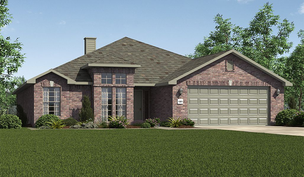 Single Family for Sale at Bella Mia Estates - Christy 12502 Hudson Ave Lubbock, Texas 79423 United States