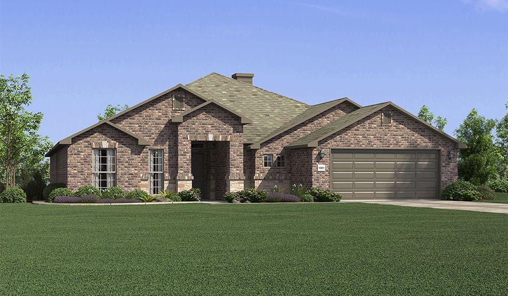 Single Family for Sale at Bella Mia Estates - Tracy 12502 Hudson Ave Lubbock, Texas 79423 United States