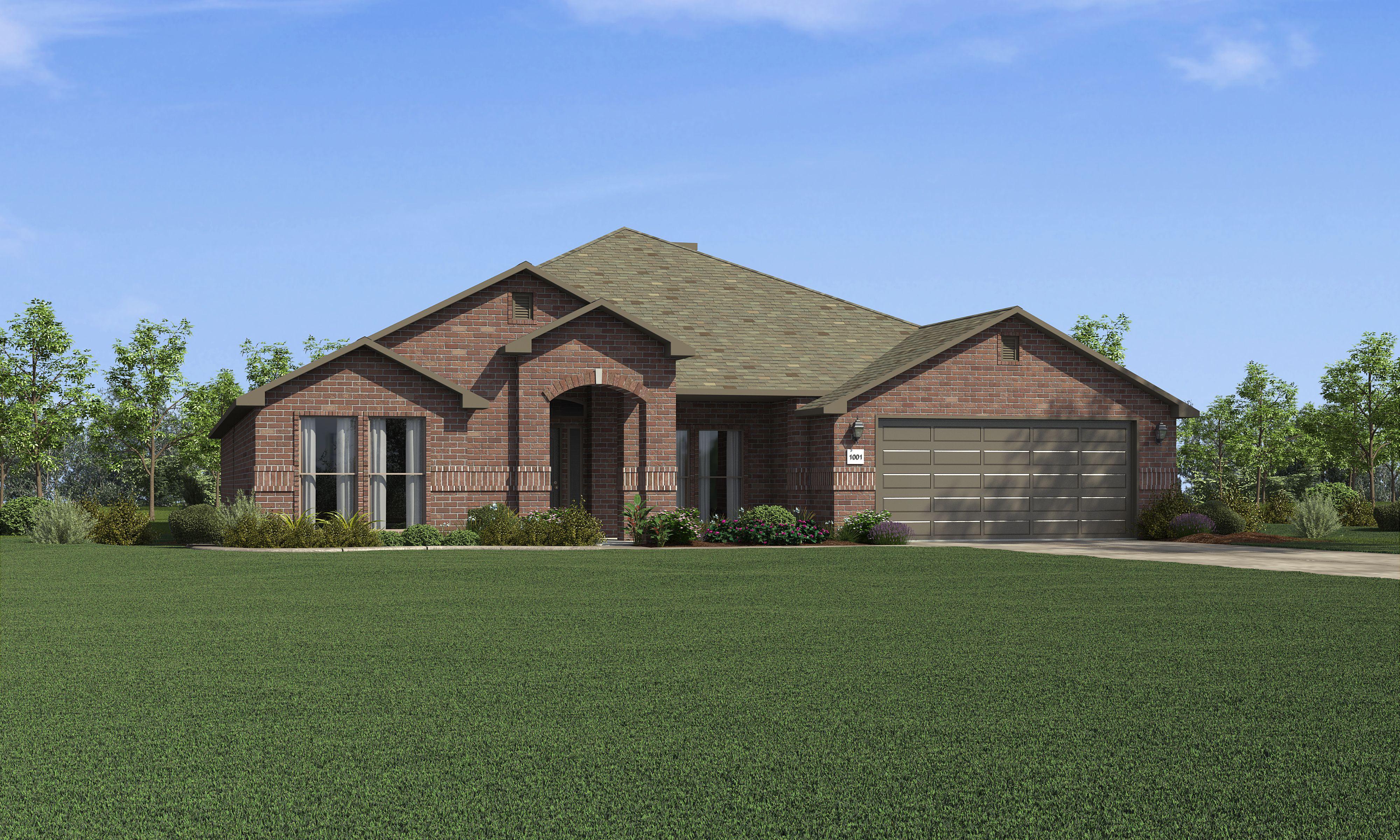 Single Family for Sale at Bella Mia Estates - Rosie 12502 Hudson Ave Lubbock, Texas 79423 United States
