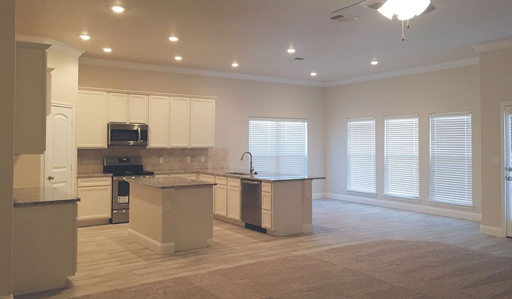 Betenbough homes quincy park sophia 1379294 lubbock tx for Perfect kitchens quincy