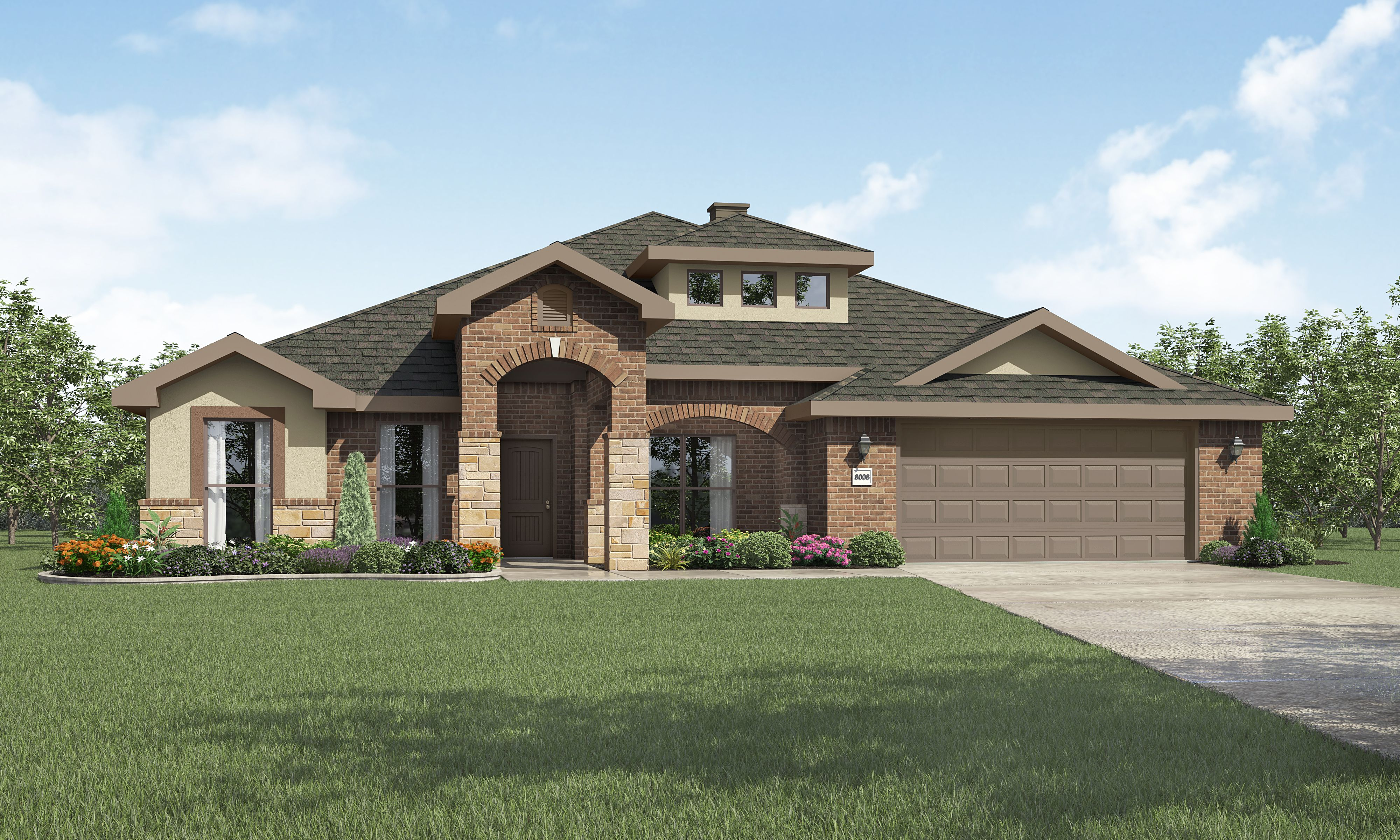Single Family for Sale at Heritage Hills - Tera 8780 Heritage Hills Parkway Amarillo, Texas 79119 United States
