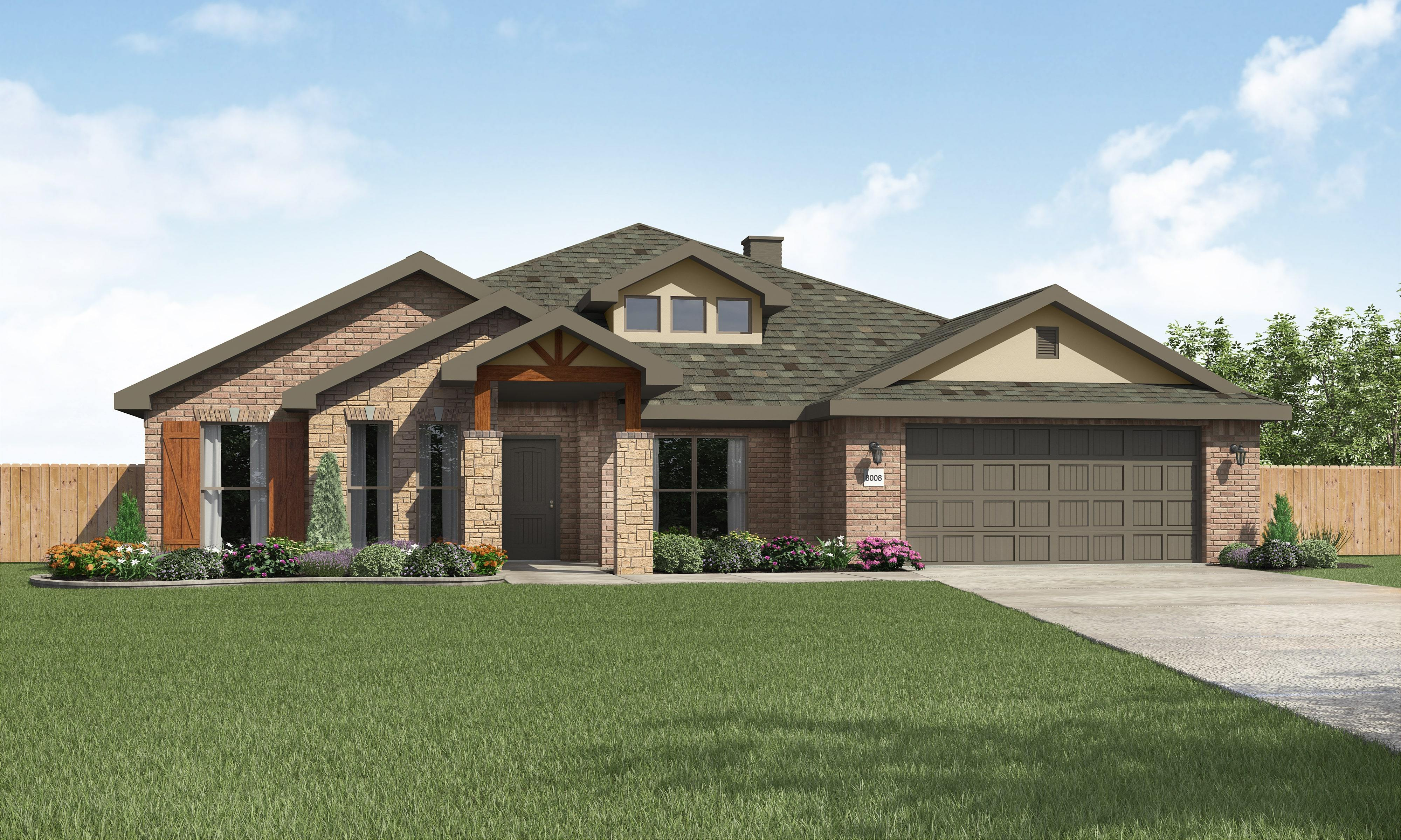 Single Family for Sale at Heritage Hills - Meredith 8780 Heritage Hills Parkway Amarillo, Texas 79119 United States