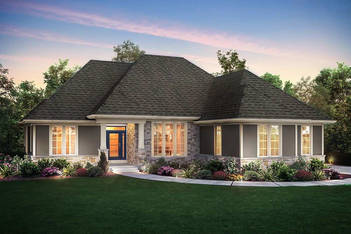 Single Family for Active at Prairie Glen - The Clemont, Plan 2220 Wausaukee Road & Trillium Way Germantown, Wisconsin 53022 United States