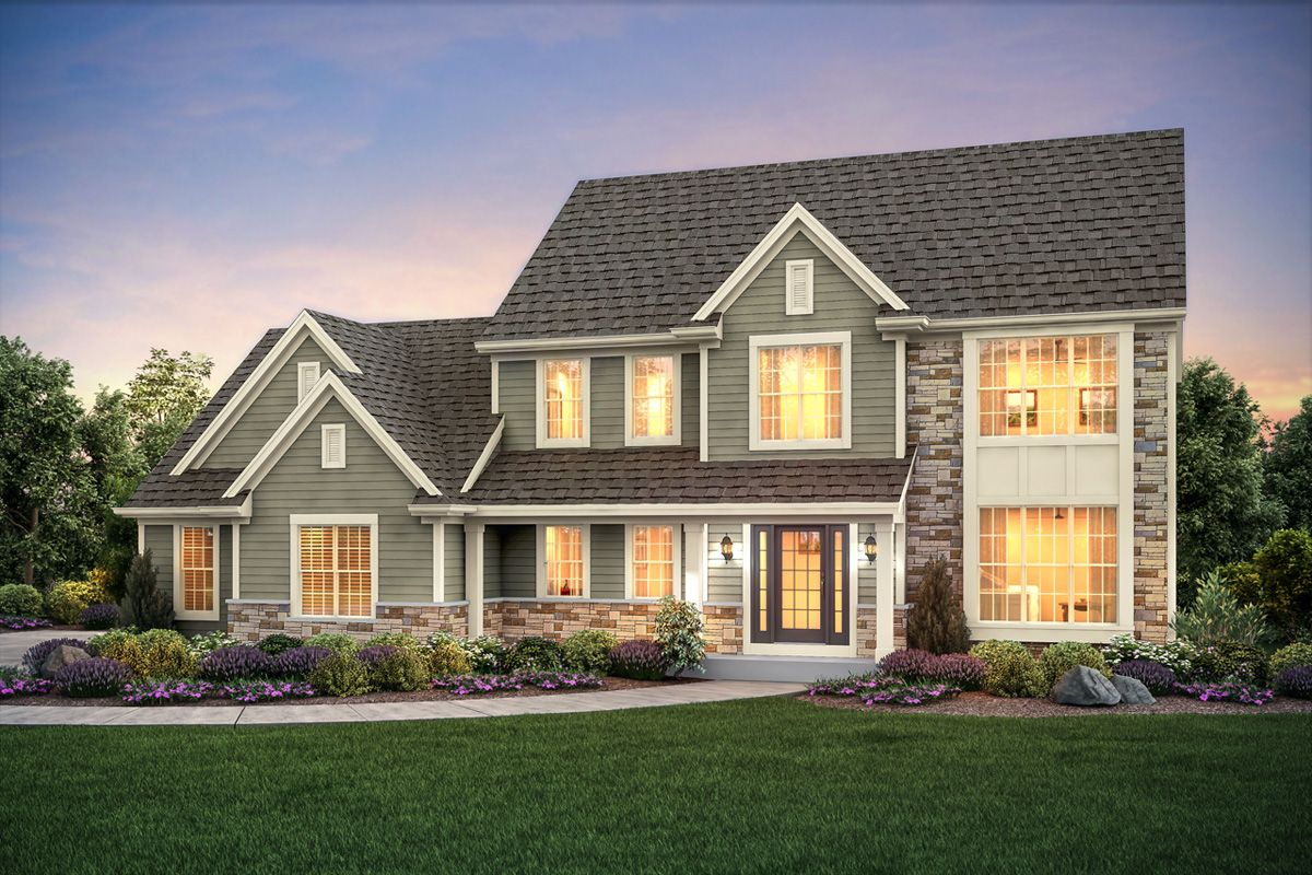 Single Family for Sale at Broken Hill West - The Arbor, Plan 2530 Broken Hill Boulevard And River Birch Court Pewaukee, Wisconsin 53072 United States
