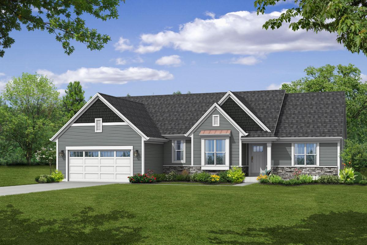 Single Family for Active at Rolling Oaks - The Peyton, Plan 1880 S39 W22175 Timm Drive Waukesha, Wisconsin 53189 United States