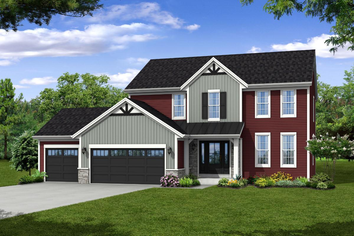Single Family for Active at Rolling Oaks - The Elise, Plan 2203 S39 W22175 Timm Drive Waukesha, Wisconsin 53189 United States