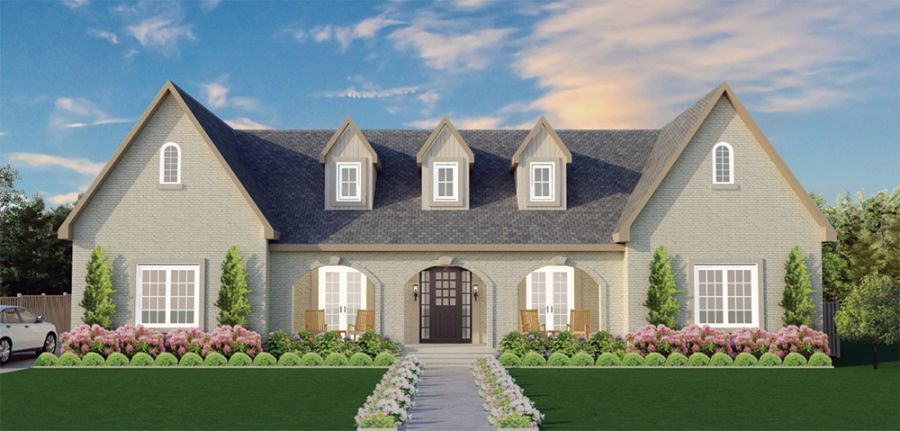 Single Family for Active at Oak Tree - Plan 3293 Turnberry Lane / Gold Cypress Drive Edmond, Oklahoma 73025 United States
