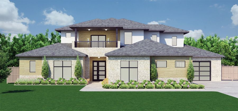 Single Family for Active at Oak Tree - Plan 3860 Turnberry Lane / Gold Cypress Drive Edmond, Oklahoma 73025 United States