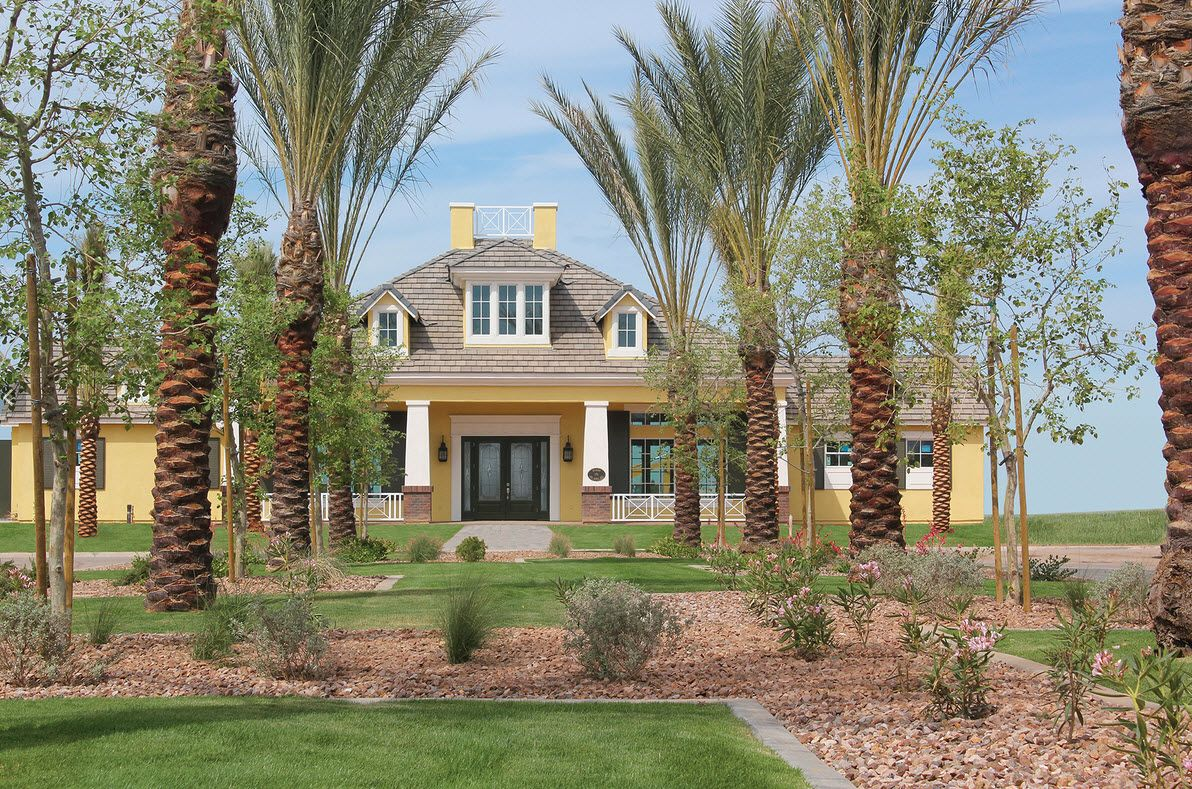 Mulberry new homes in mesa az by blandford homes for Blandford homes floor plans