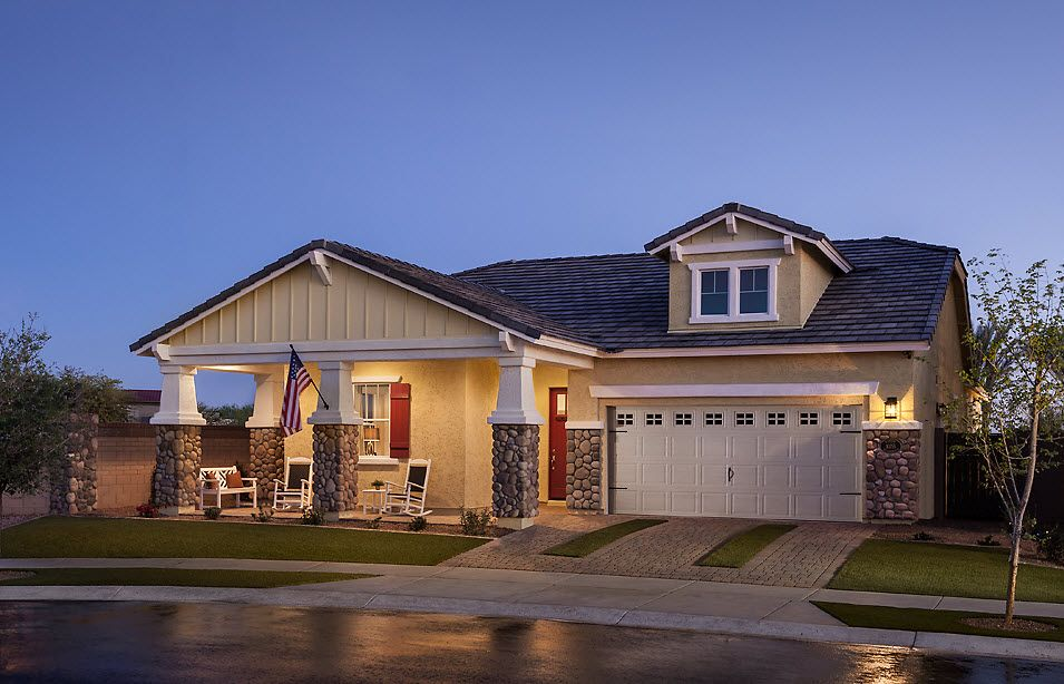 Mulberry new homes in mesa az by blandford homes for Blandford homes