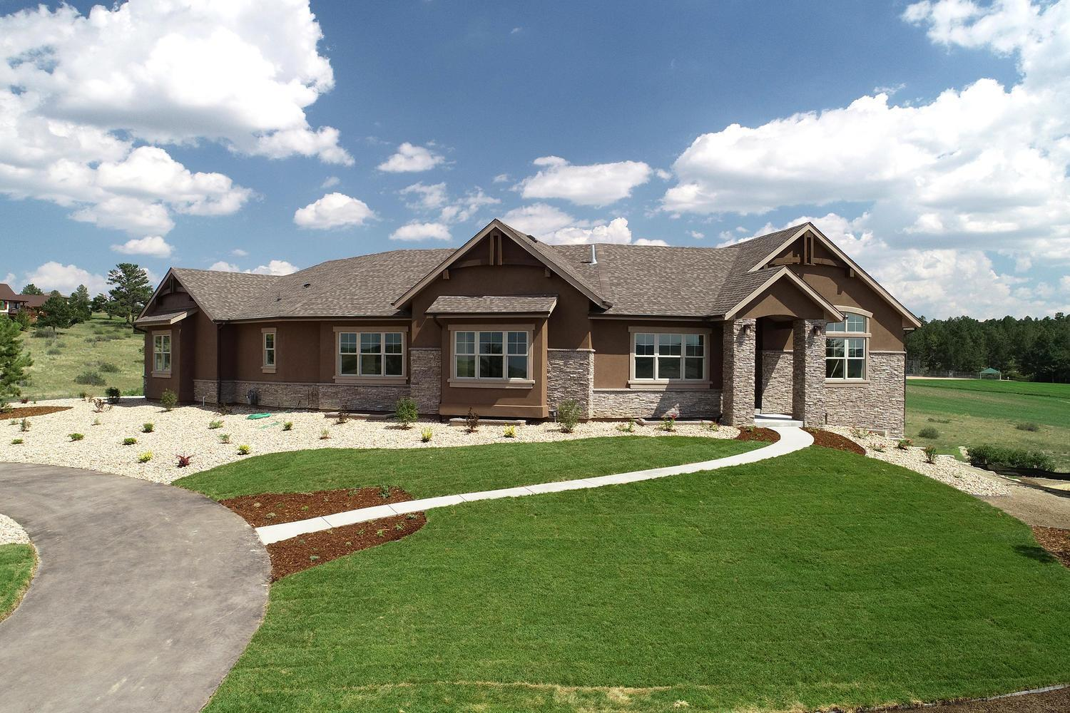 Single Family for Active at 7484 Lost Lake Drive Franktown, Colorado 80116 United States