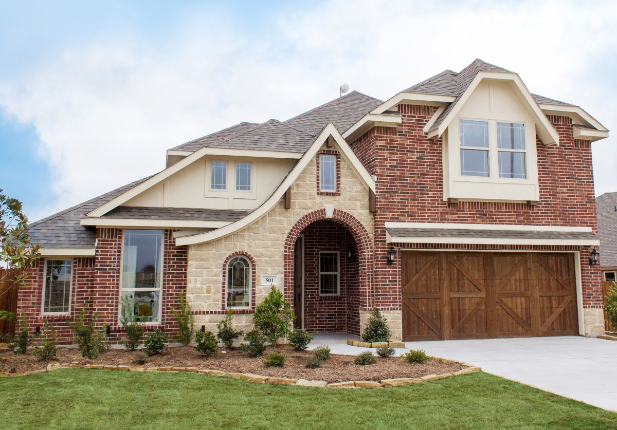 Single Family for Sale at Magnolia Ii 1710 Sandalwood Lane Anna, Texas 75409 United States