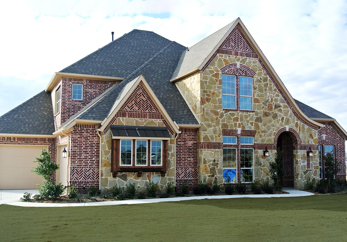 Single Family for Sale at Orchid 2900 Prairie View Dr Argyle, Texas 76226 United States