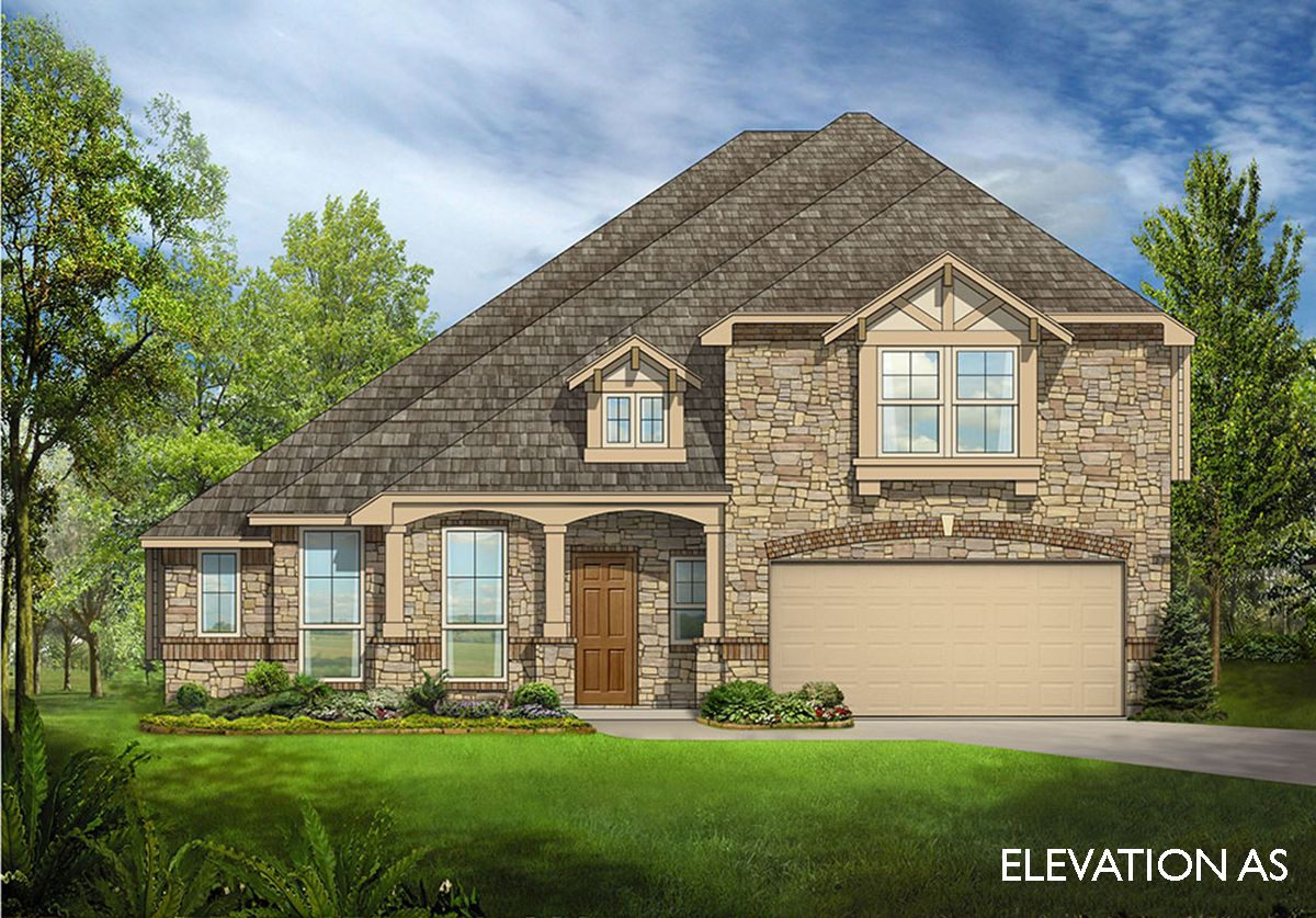 Single Family for Sale at Stonegate Manor - Carolina Iii 110 Stonegate Blvd Alvarado, Texas 76009 United States