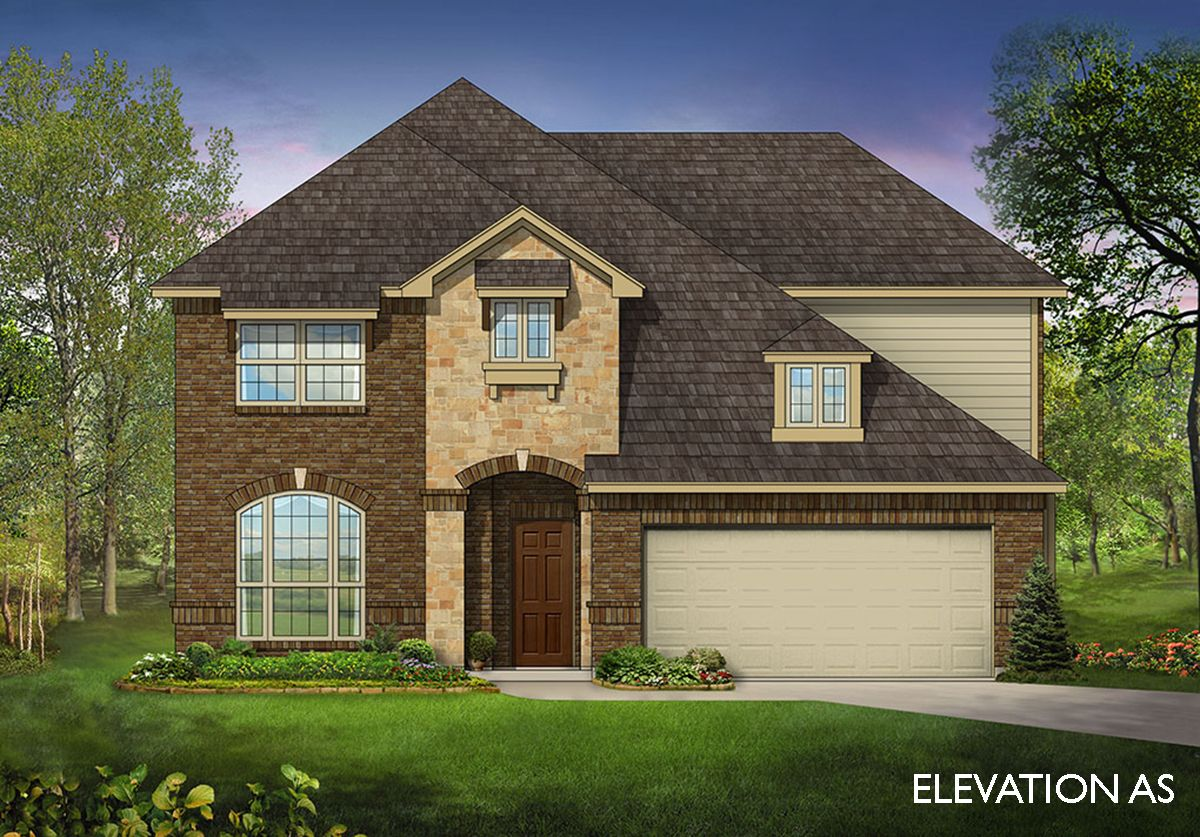 Single Family for Sale at Stonegate Manor - Dewberry Ii 110 Stonegate Blvd Alvarado, Texas 76009 United States