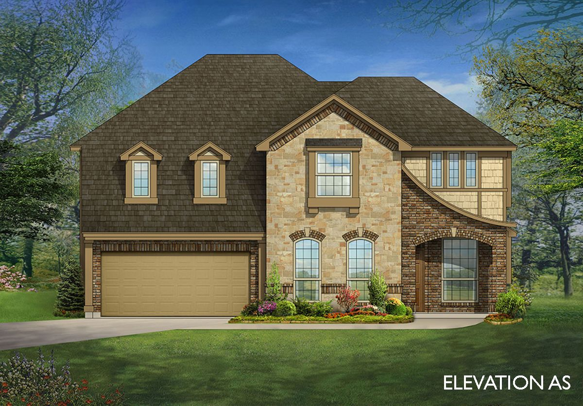 Single Family for Sale at Stonegate Manor - Magnolia 110 Stonegate Blvd Alvarado, Texas 76009 United States