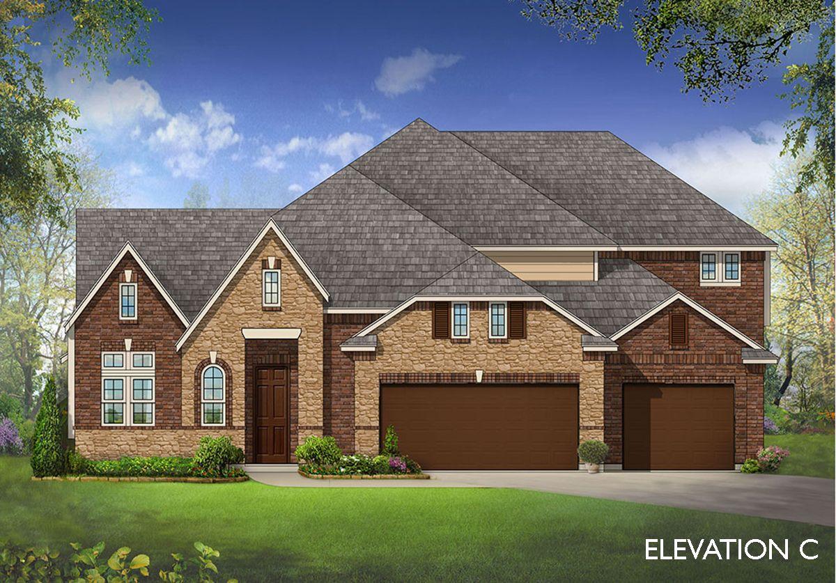 Single Family for Sale at Stone River - Primrose Fe Vi 2329 Llano Drive Royse City, Texas 75189 United States