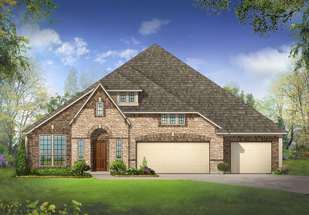 Single Family for Active at Ridge Ranch - Primrose Fe Ii 3113 Coral Ridge Court Mesquite, Texas 75181 United States