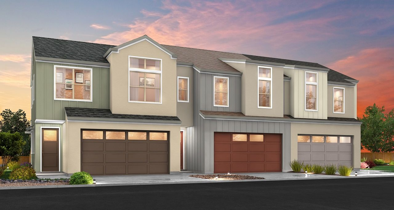 Single Family for Sale at Village Station - Plan A Boyd St & Sebastopol Ave Santa Rosa, California 95407 United States