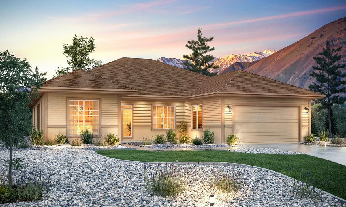 Additional photo for property listing at Cottages At Carson Valley - Residence 3 1227 West Cottage Loop Gardnerville, Nevada 89460 United States