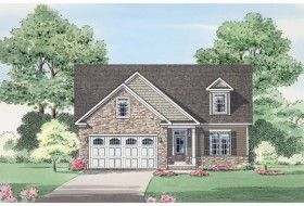 Single Family for Active at Bulle Rock - Kelsey 201 Affirmed Drive Havre De Grace, Maryland 21078 United States
