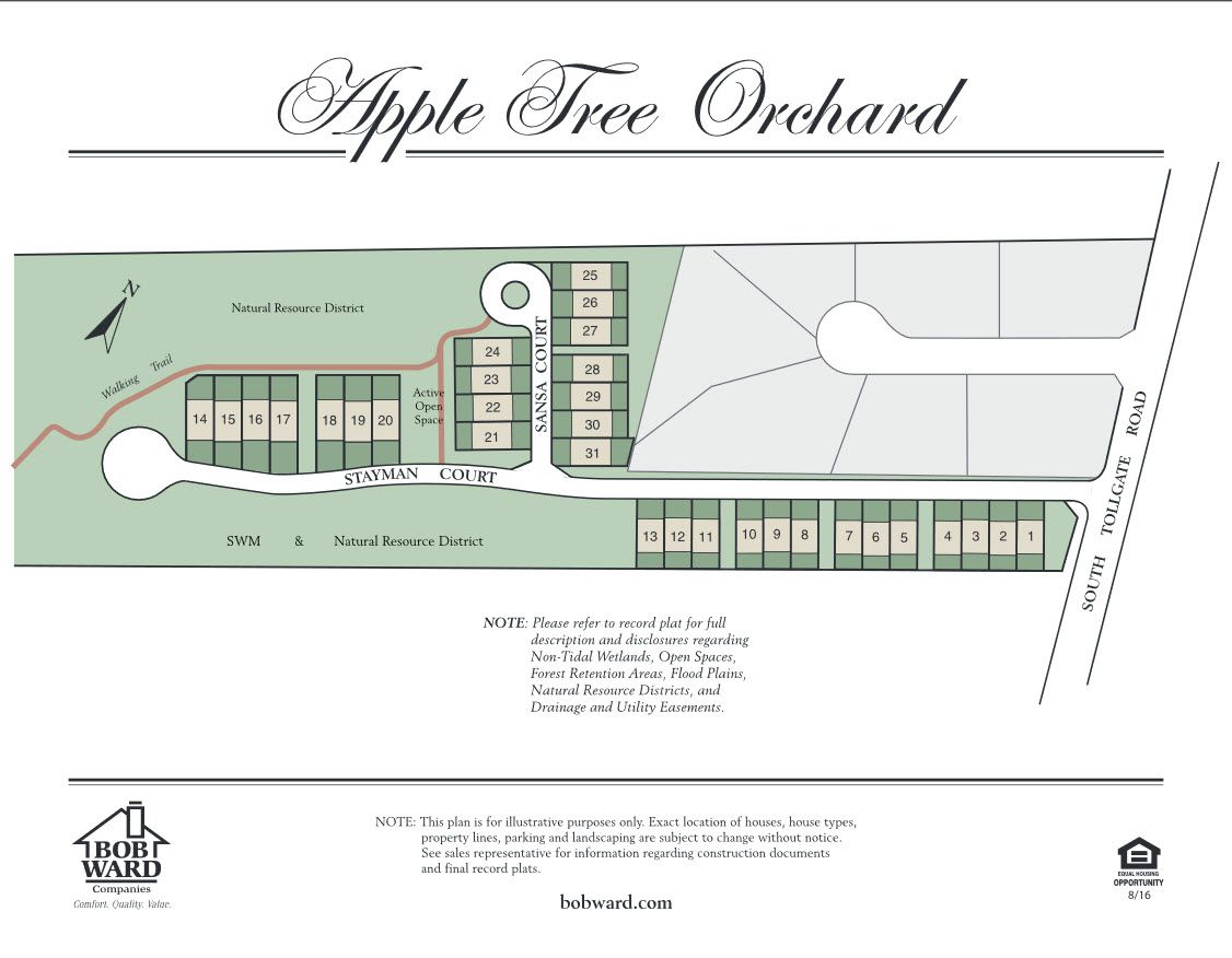 Photo of Apple Tree Orchard in Bel Air, MD 21014
