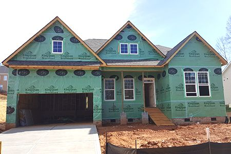 Ryan Homes At Rosegate Rosegate Drive Gastonia Nc