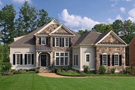 Single Family for Sale at Winborne 13507 Kelham Road Midlothian, Virginia 23113 United States