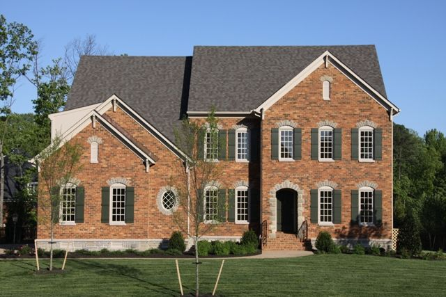 Single Family for Sale at Tarrington On The James Estate Homes - Oxbridge 3660 Caddington Terrace Midlothian, Virginia 23113 United States
