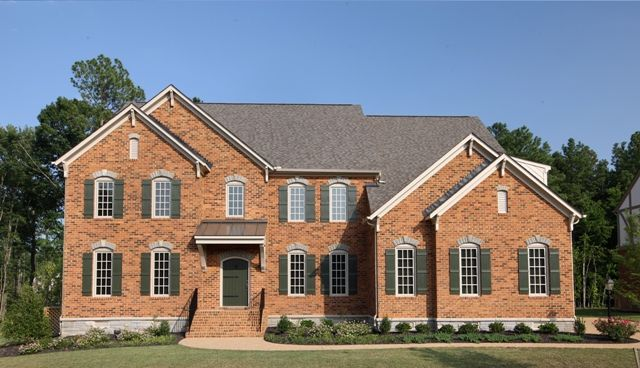 Single Family for Sale at Tarrington On The James Estate Homes - Toddbury 3660 Caddington Terrace Midlothian, Virginia 23113 United States