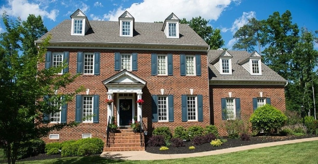 Single Family for Active at Ellington Woods At Wyndham - Bainshire 6309 Ellington Woods Drive Glen Allen, Virginia 23059 United States