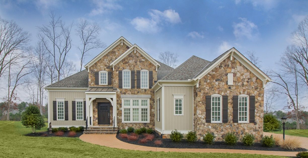 Single Family for Active at Kinloch Coach Homes - Bancroft 819 Lachlan Road Manakin Sabot, Virginia 23103 United States