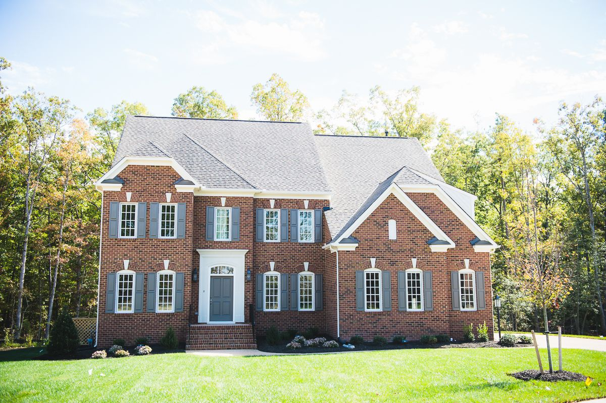 Single Family for Active at Bridgemont 12741 Ellington Woods Place Glen Allen, Virginia 23059 United States