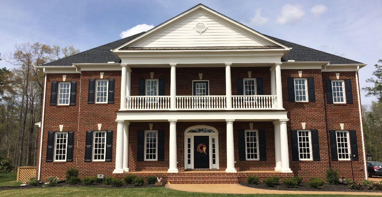 Single Family for Active at Tarrington On The James Estate Homes - Glenbrook 12819 Caddington Court Midlothian, Virginia 23113 United States