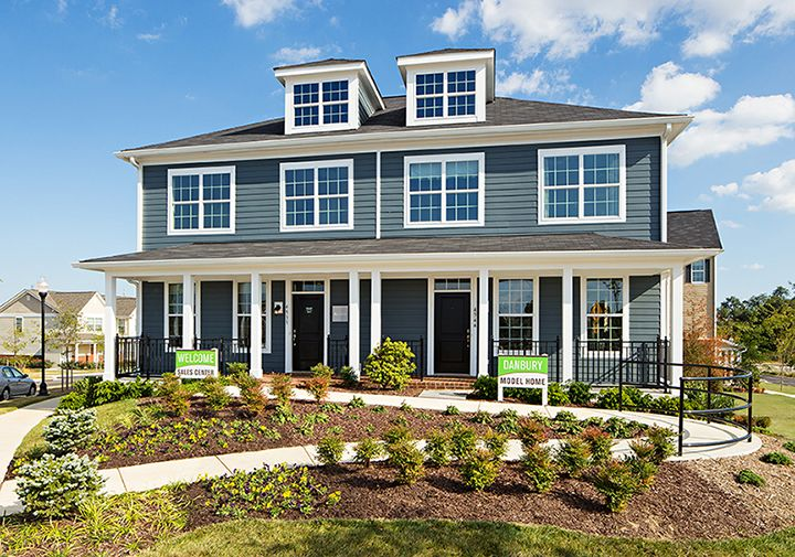 Single Family for Sale at Uplands - The Danbury 4528 Birchwood Drive Baltimore, Maryland 21229 United States