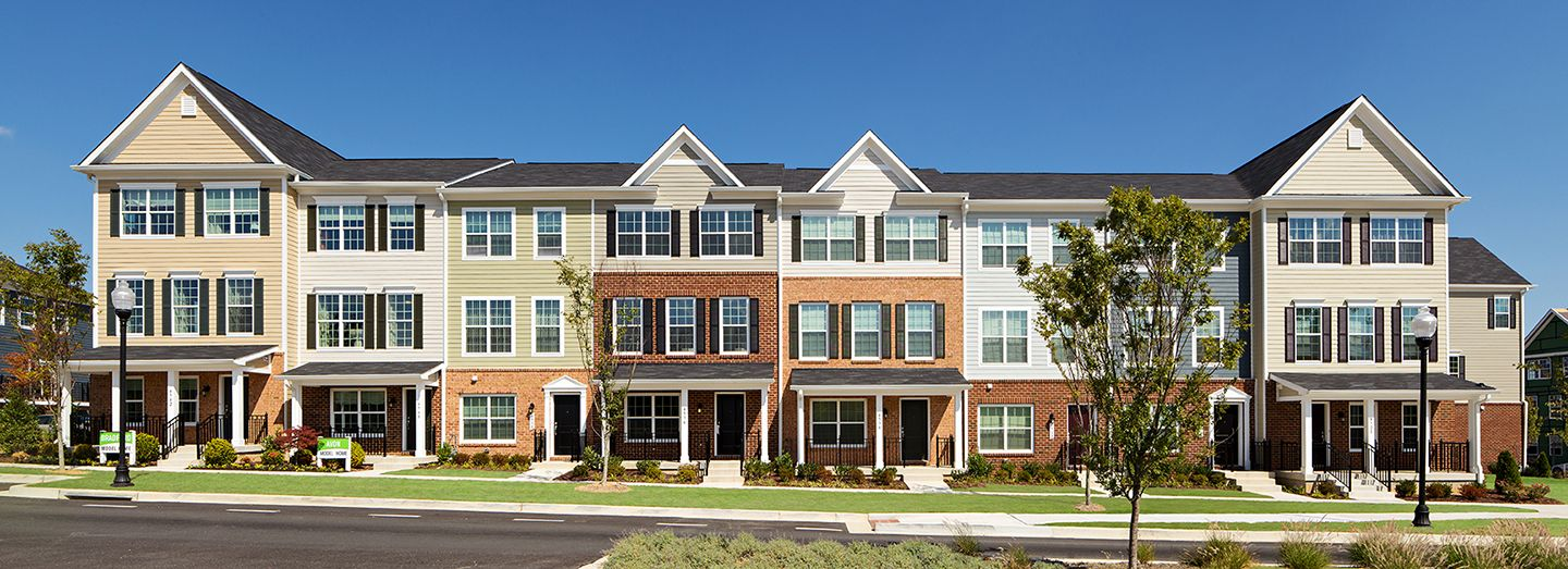 Single Family for Sale at Uplands - The Abingdon 4529 Maplewood Drive Baltimore, Maryland 21229 United States