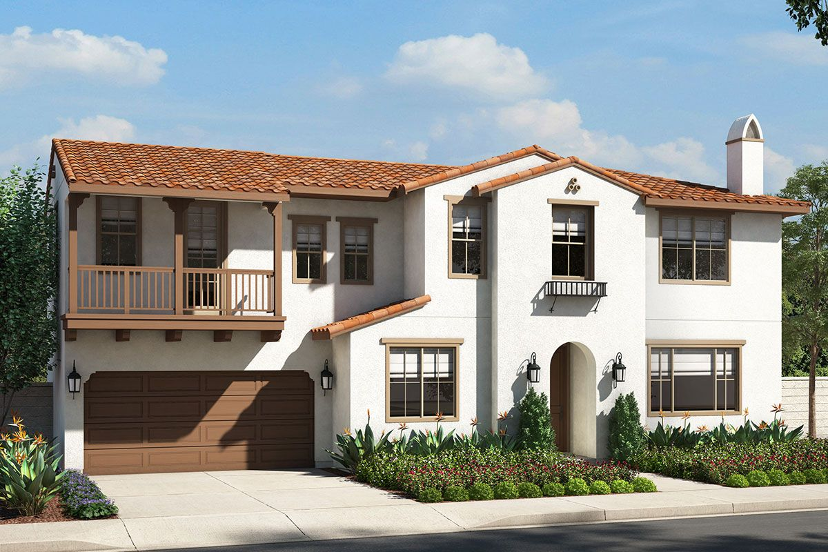 Single Family for Sale at Brighton - Plan 3 - Model 22700 Meyler Street Torrance, California 90502 United States