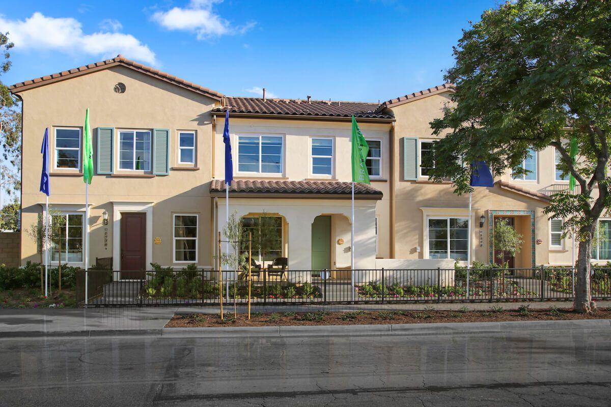 Multi Family for Sale at Sunstone - Plan 4 11009 Pioneer Blvd Norwalk, California 90650 United States