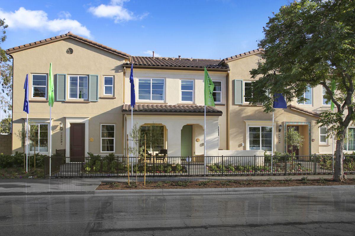 Single Family for Sale at Sunstone - Plan 2 11009 Pioneer Blvd Norwalk, California 90650 United States