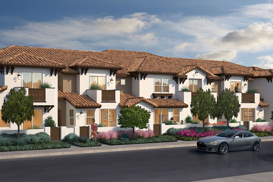 Single Family for Sale at Corsica - Plan 1 8572 Stanton Avenue Buena Park, California 90620 United States