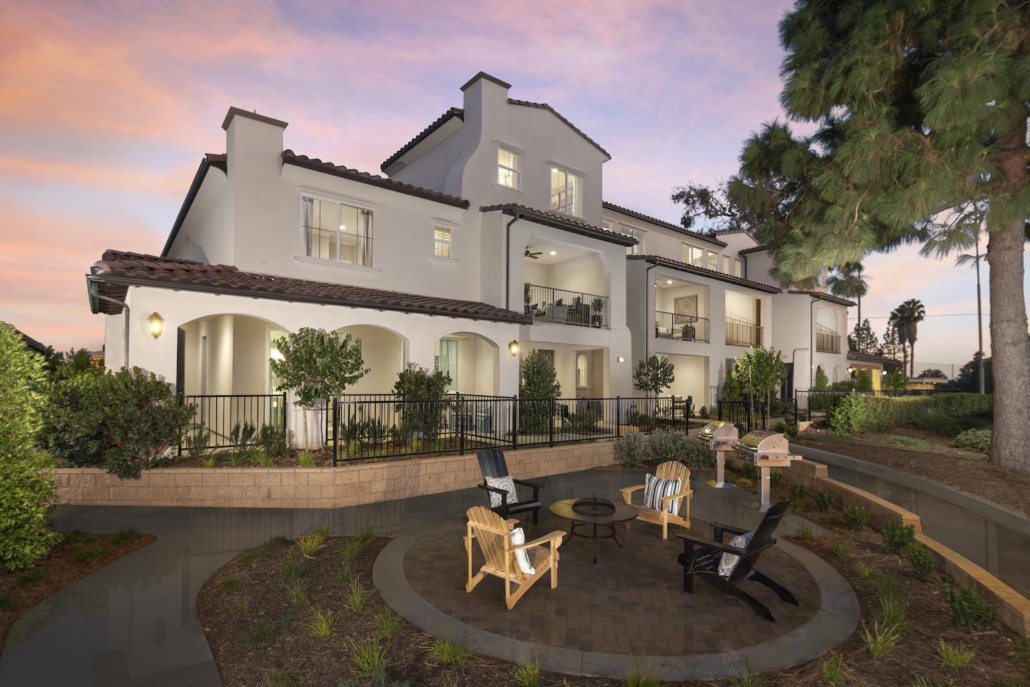 Multi Family for Active at Candlewood Villas - 1 14000 Telegraph Road Whittier, California 90604 United States