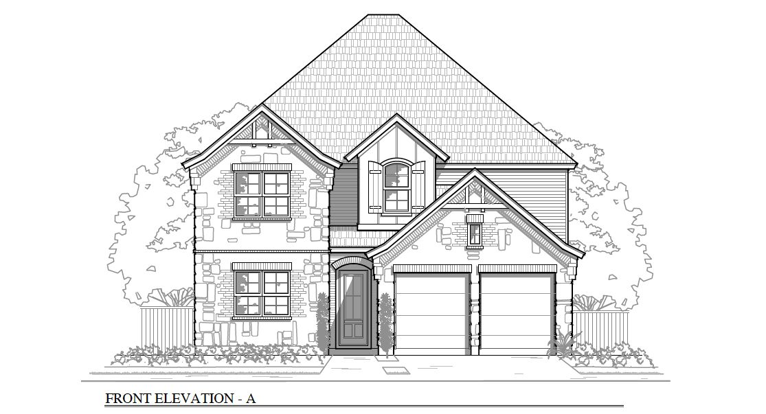 Single Family for Sale at The Enclave At Covered Bridge - 3646 8817 Moccasin Path Austin, Texas 78736 United States