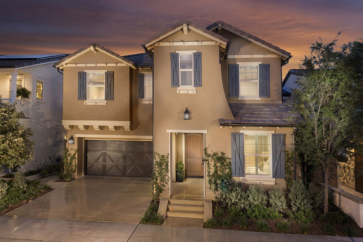 Single Family for Sale at Huntley At Greenwood - Residence 3 28 Lancea Place Tustin, California 92782 United States