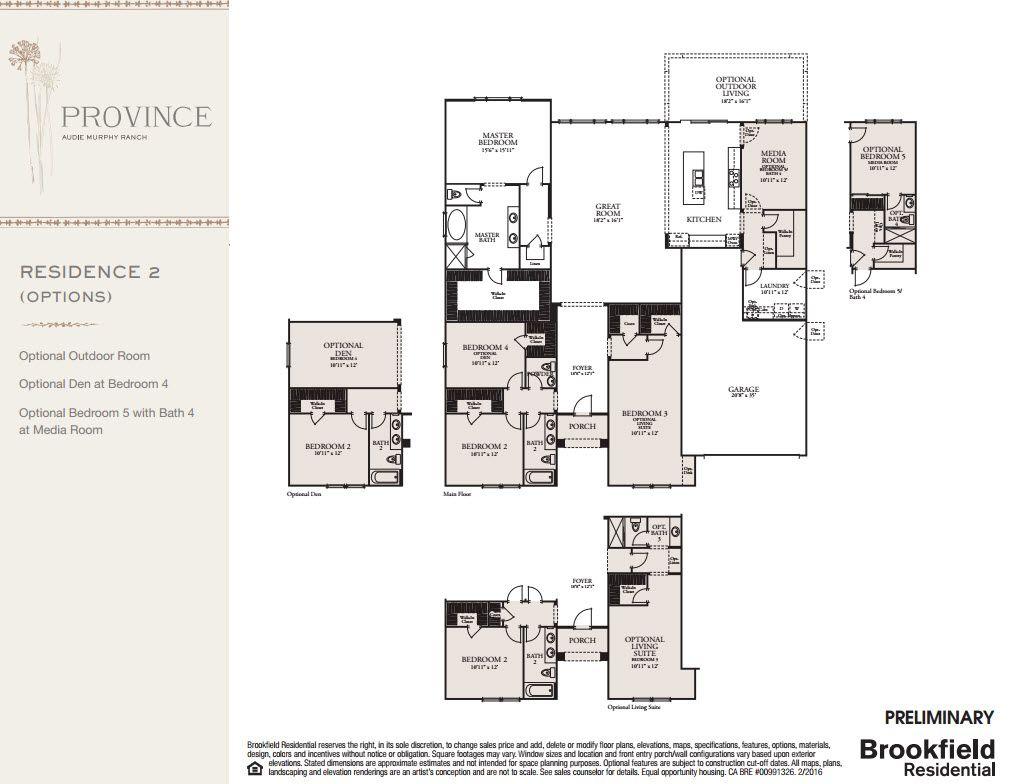 Photo of Residence 2 in Menifee, CA 92584