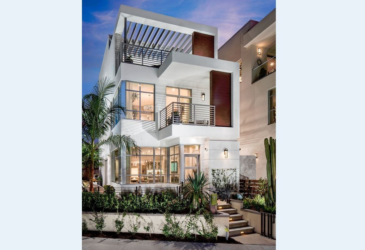 Single Family for Sale at Marlowe At Playa Vista - Residence 1 12700 W. Millennium Drive, #16 Playa Vista, California 90094 United States