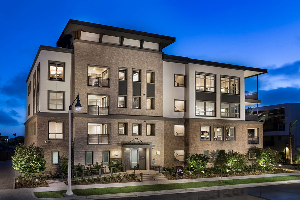 Single Family for Sale at Mason At Playa Vista - Residence 2b 5837 Village Drive #5 Playa Vista, California 90094 United States