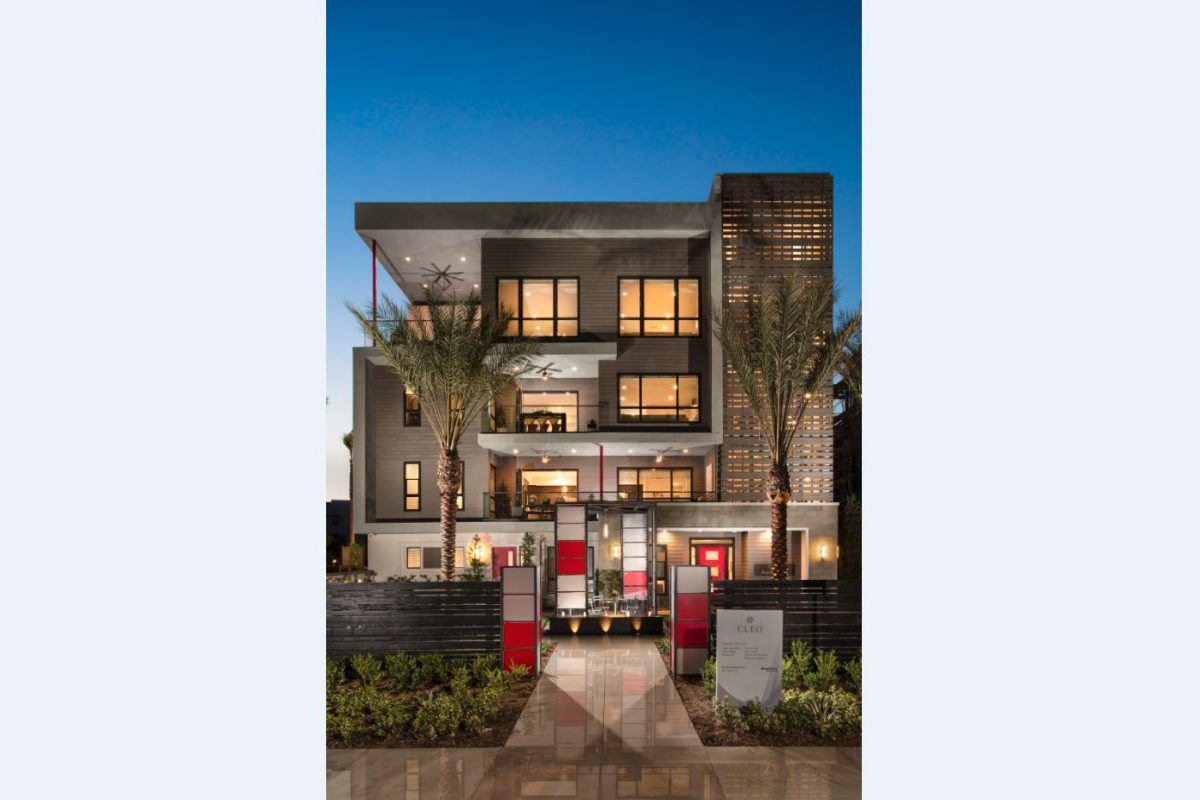 Unifamiliar por un Venta en Cleo At Playa Vista - Residence 2 12700 W. Millennium Drive Playa Vista, California 90094 United States